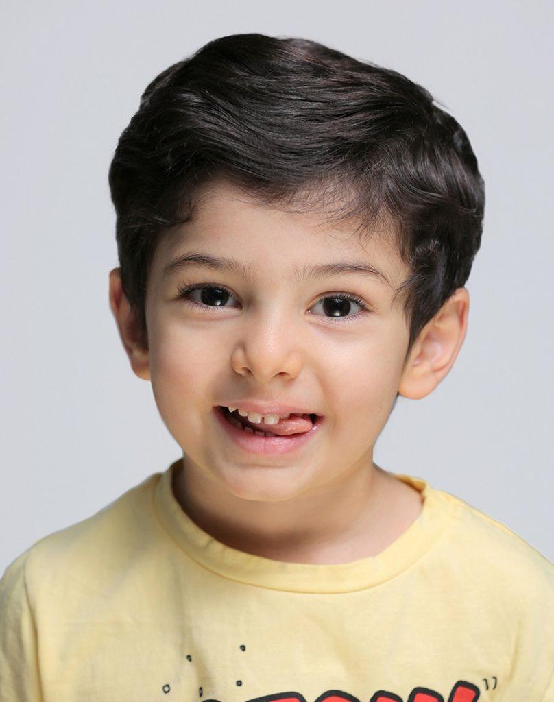عکس پرسنلی کودکان با بهترین کیفیت
