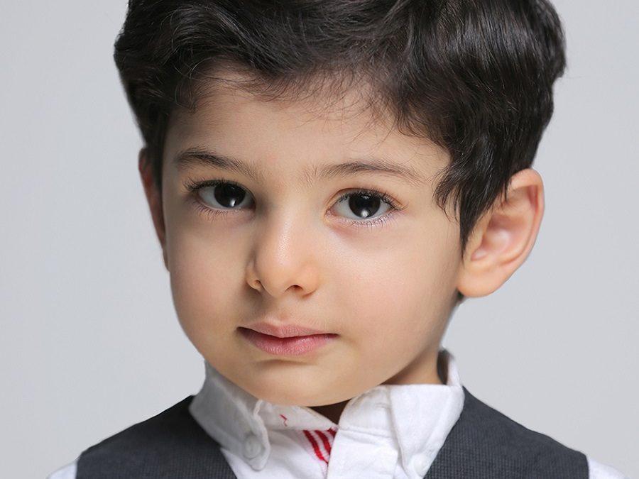 عکس پرسنلی کودکان با بهترین کیفیت زعفرانیه